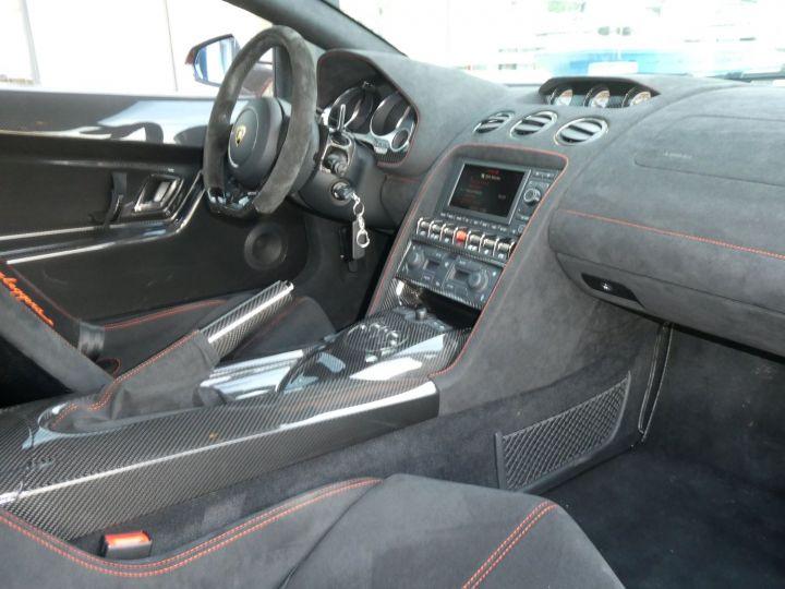 Lamborghini Gallardo 5.2 V10 SUPERLEGGERA LP570-4 EDIZIONE TECNICA E-GEAR Arancio Argos/nero Nemesis Occasion - 17