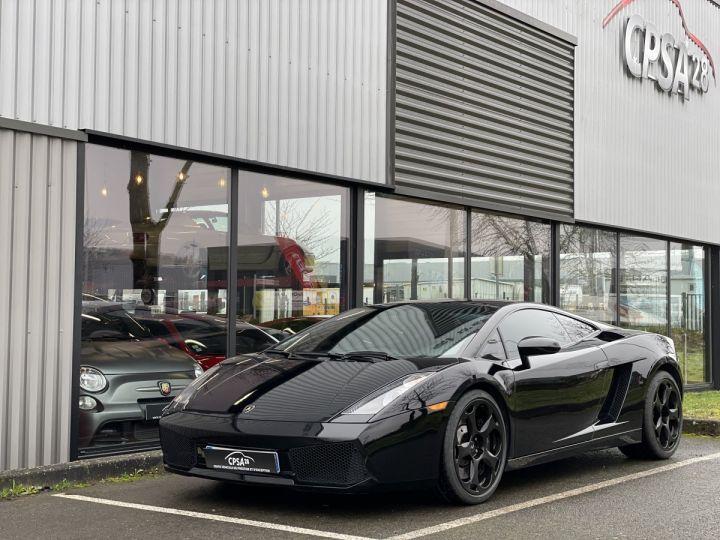 Lamborghini Gallardo COUPE 5.0 V10 500 E-GEAR noir - 1