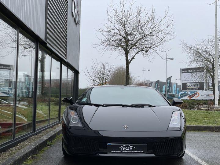 Lamborghini Gallardo COUPE 5.0 V10 500 E-GEAR noir - 4
