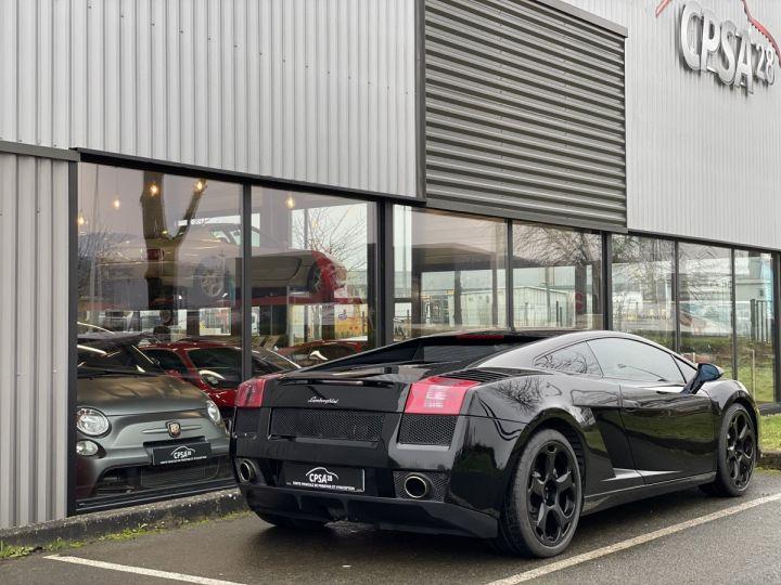 Lamborghini Gallardo COUPE 5.0 V10 500 E-GEAR noir - 5