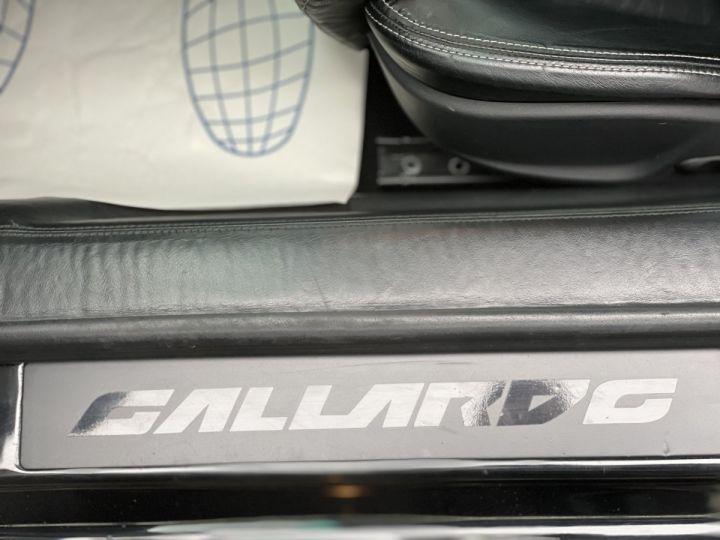 Lamborghini Gallardo COUPE 5.0 V10 500 E-GEAR noir - 9