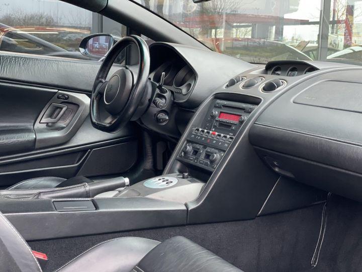 Lamborghini Gallardo COUPE 5.0 V10 500 E-GEAR noir - 10