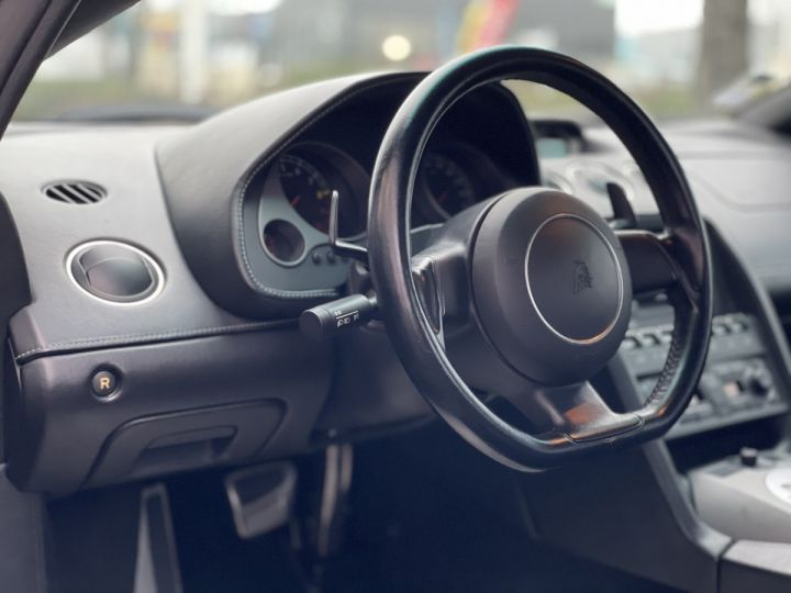 Lamborghini Gallardo COUPE 5.0 V10 500 E-GEAR noir - 12