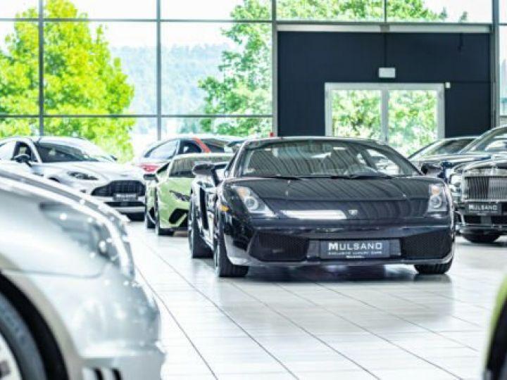 Lamborghini Gallardo LP520  Noir métallisée  - 3