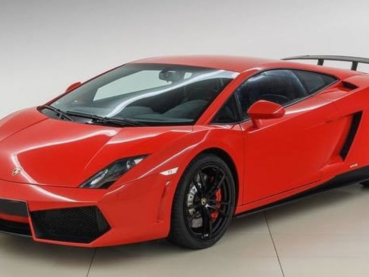 Lamborghini Gallardo LP550-2 ROUGE - 1