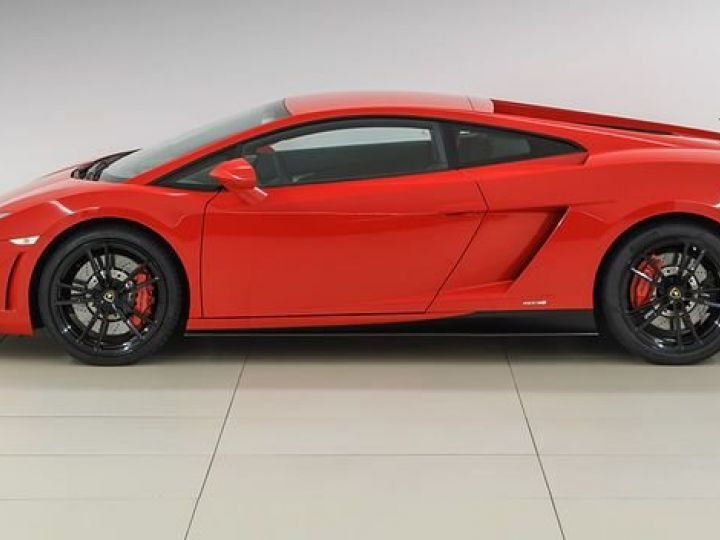 Lamborghini Gallardo LP550-2 ROUGE - 2