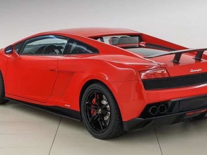 Lamborghini Gallardo LP550-2 ROUGE - 3