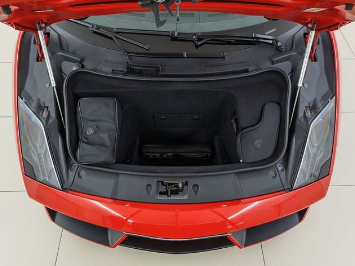 Lamborghini Gallardo LP550-2 ROUGE - 11