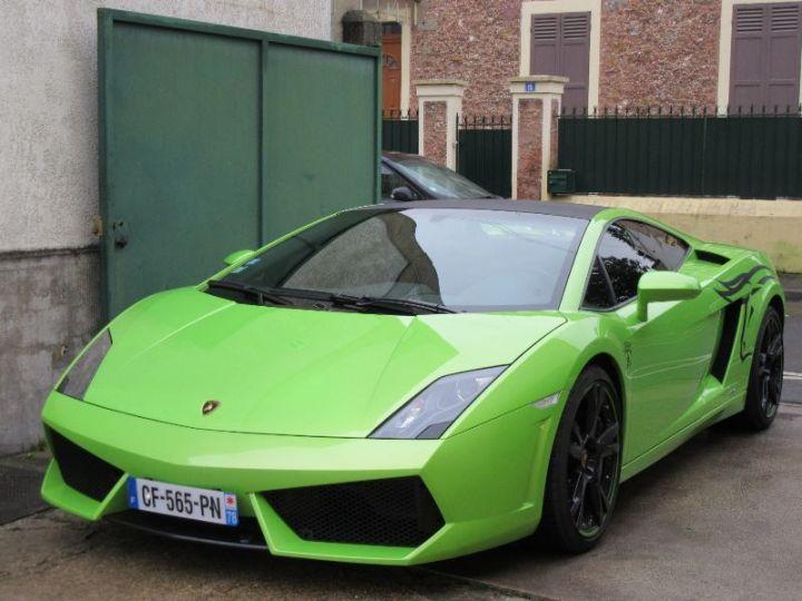 Lamborghini Gallardo LP560-4 VERTE Occasion - 1