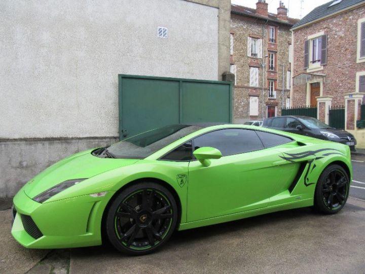 Lamborghini Gallardo LP560-4 VERTE Occasion - 5
