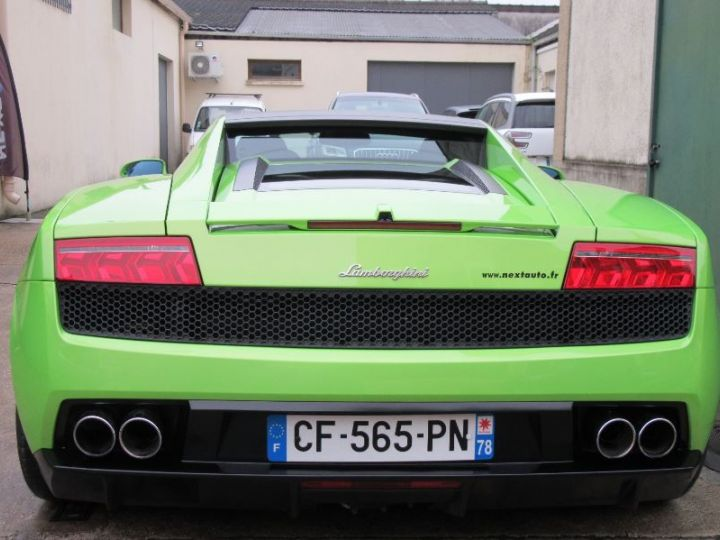 Lamborghini Gallardo LP560-4 VERTE Occasion - 7