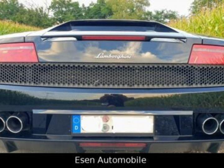 Lamborghini Gallardo LP560-4 / GARANTIE 12 MOIS Noir métallisée  - 3