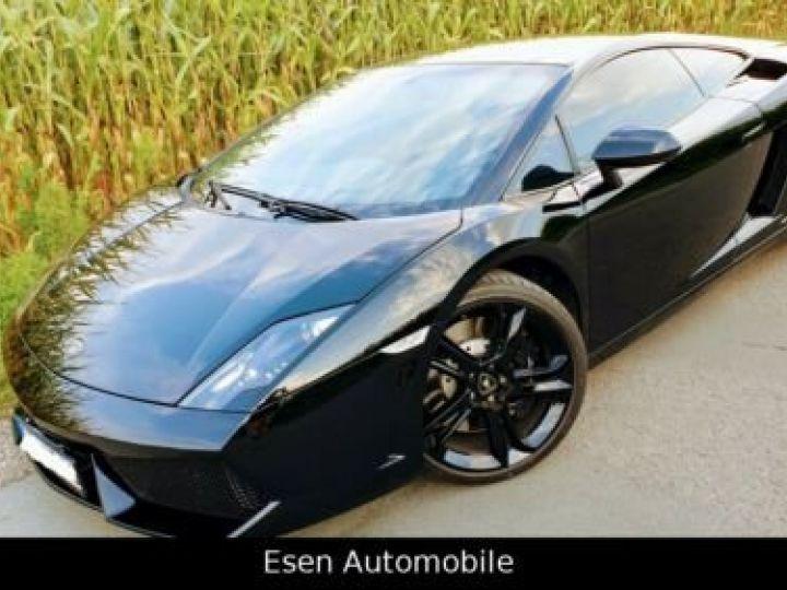 Lamborghini Gallardo LP560-4 / GARANTIE 12 MOIS Noir métallisée  - 6