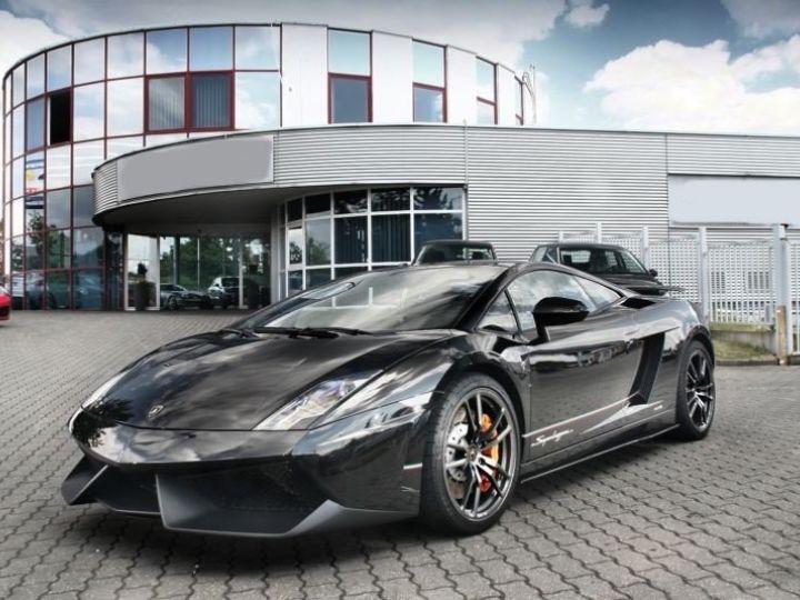 Lamborghini Gallardo LP570-4 Superleggera noir - 1