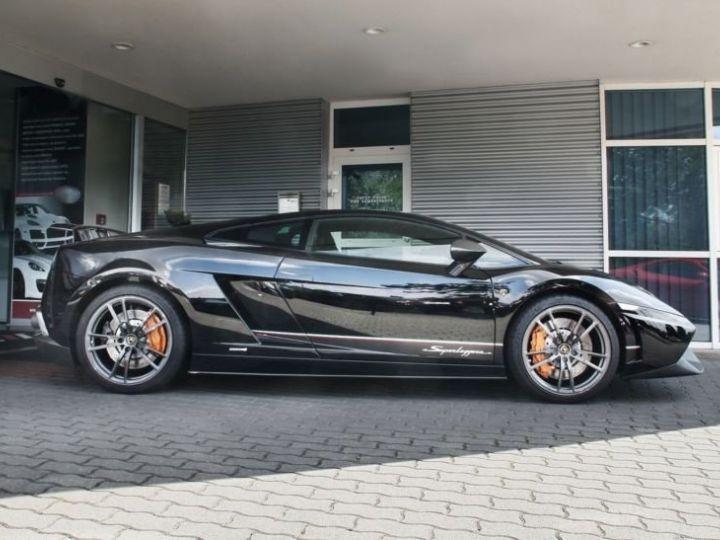 Lamborghini Gallardo LP570-4 Superleggera noir - 4