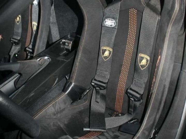 Lamborghini Gallardo LP570-4 Superleggera noir - 11