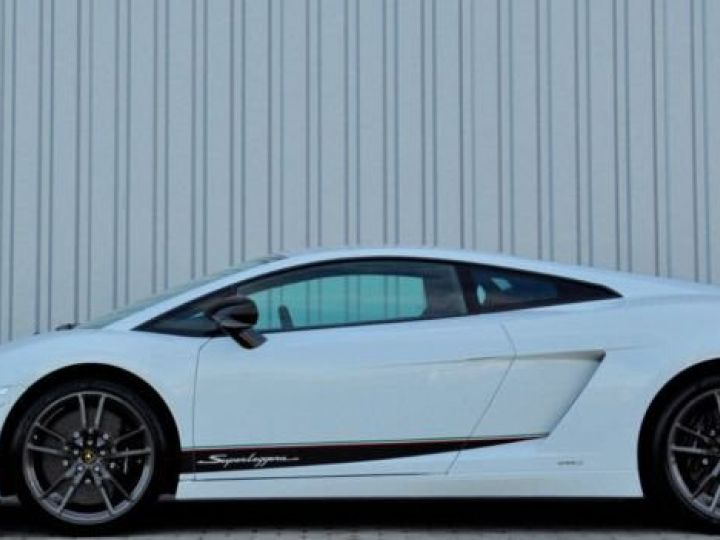 Lamborghini Gallardo LP570-4 Superleggera BLANC - 3