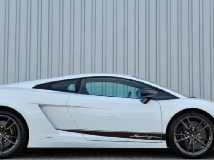 Lamborghini Gallardo LP570-4 Superleggera BLANC - 4