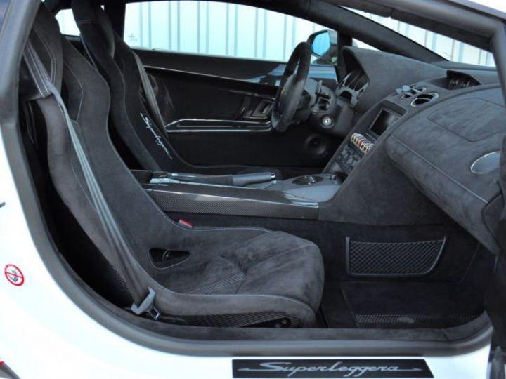 Lamborghini Gallardo LP570-4 Superleggera BLANC - 6