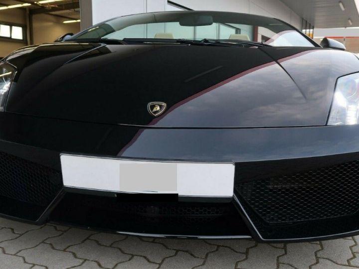 Lamborghini Gallardo SPYDER LP560-4 E-GEAR noir métal - 1