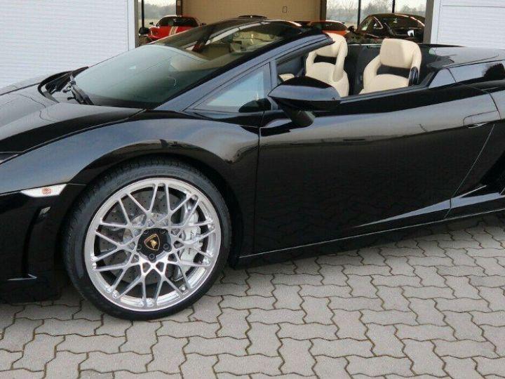 Lamborghini Gallardo SPYDER LP560-4 E-GEAR noir métal - 2