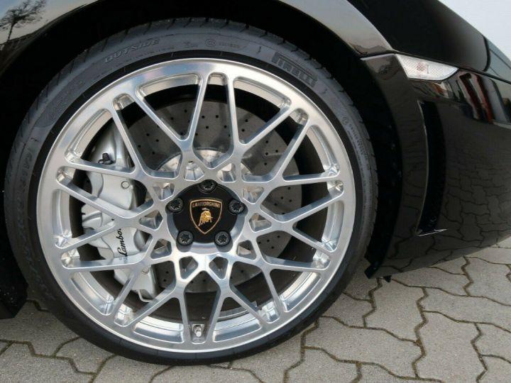 Lamborghini Gallardo SPYDER LP560-4 E-GEAR noir métal - 13