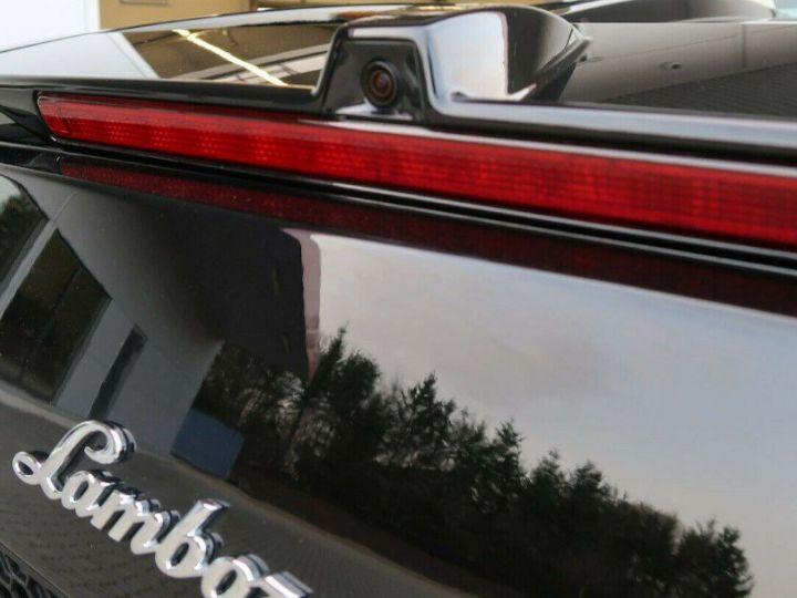 Lamborghini Gallardo SPYDER LP560-4 E-GEAR noir métal - 16