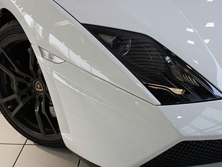 Lamborghini Gallardo Spyder performante Spyder LP570-4 blanc - 7