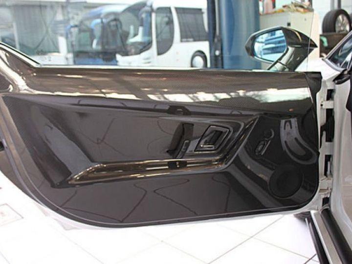 Lamborghini Gallardo Spyder performante Spyder LP570-4 blanc - 13