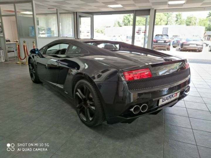 Lamborghini Gallardo Système de levage Lamborghini Gallardo LP560-4 noir cuir  - 4
