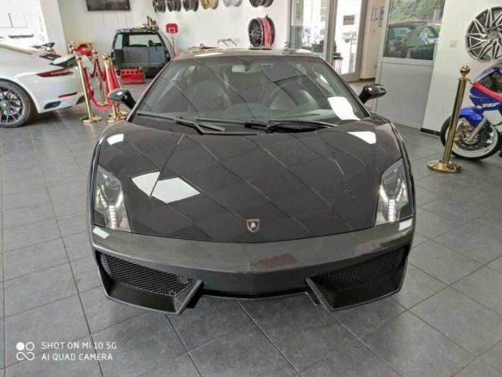 Lamborghini Gallardo Système de levage Lamborghini Gallardo LP560-4 noir cuir  - 6