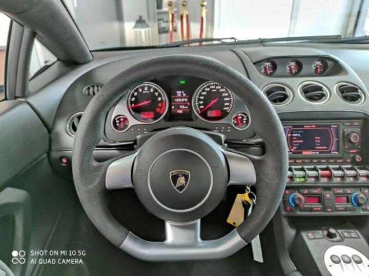 Lamborghini Gallardo Système de levage Lamborghini Gallardo LP560-4 noir cuir  - 8