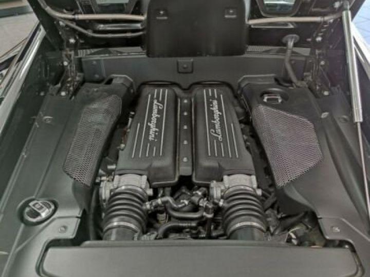 Lamborghini Gallardo Système de levage Lamborghini Gallardo LP560-4 noir cuir  - 12