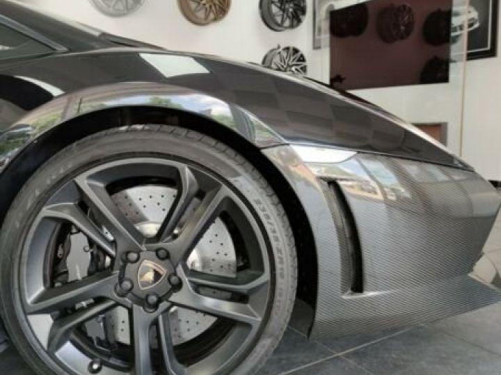 Lamborghini Gallardo Système de levage Lamborghini Gallardo LP560-4 noir cuir  - 13