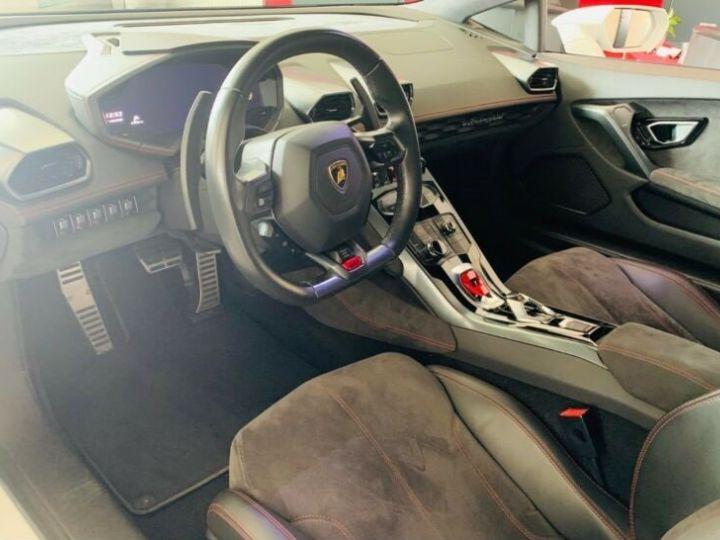 Lamborghini Huracan Blanche - 6