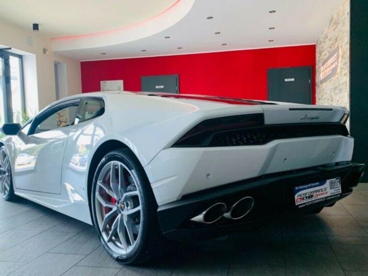 Lamborghini Huracan Blanche - 11