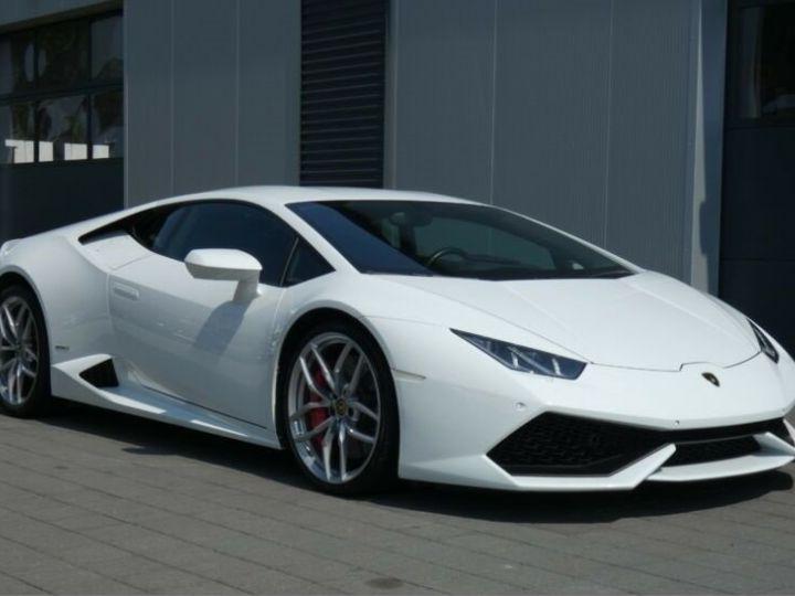 Lamborghini Huracan Blanche - 12