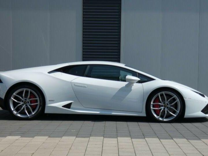 Lamborghini Huracan Blanche - 15