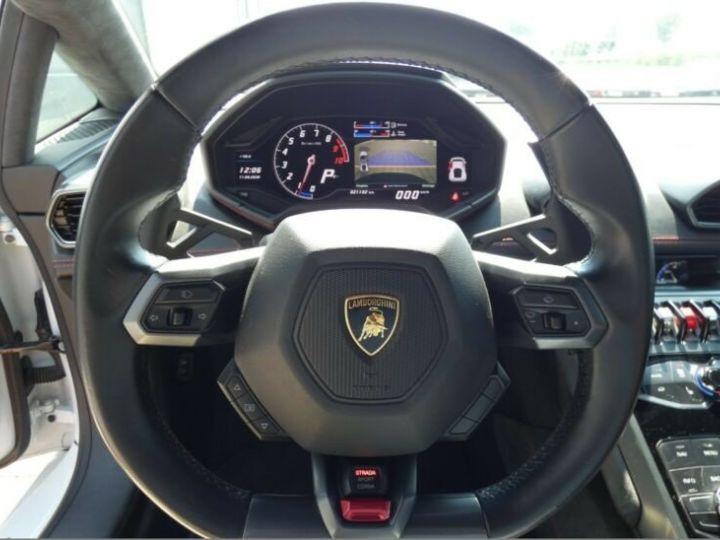Lamborghini Huracan Blanche - 19