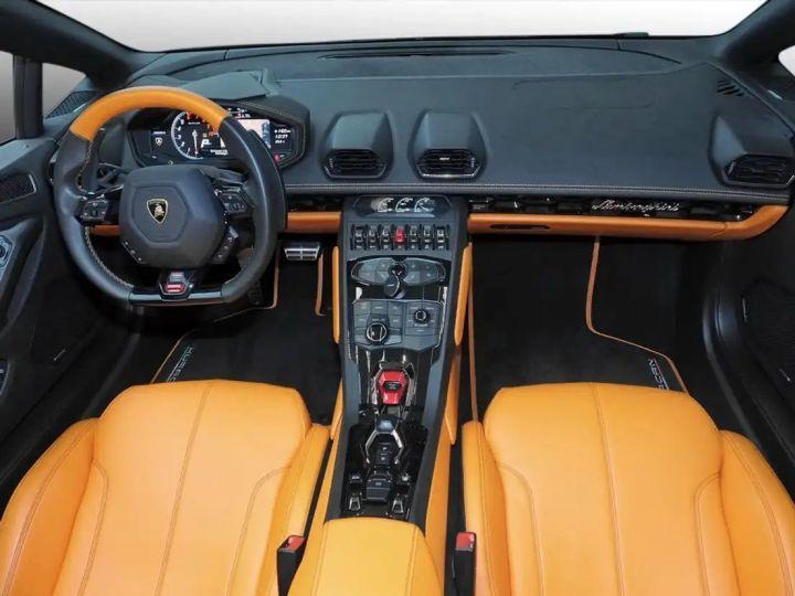 Lamborghini Huracan Verde Baca mat - 7