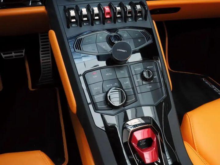 Lamborghini Huracan Verde Baca mat - 10