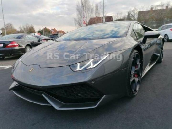 Lamborghini Huracan 5.2 V10 LP 610-4  Gris métallisée  - 1