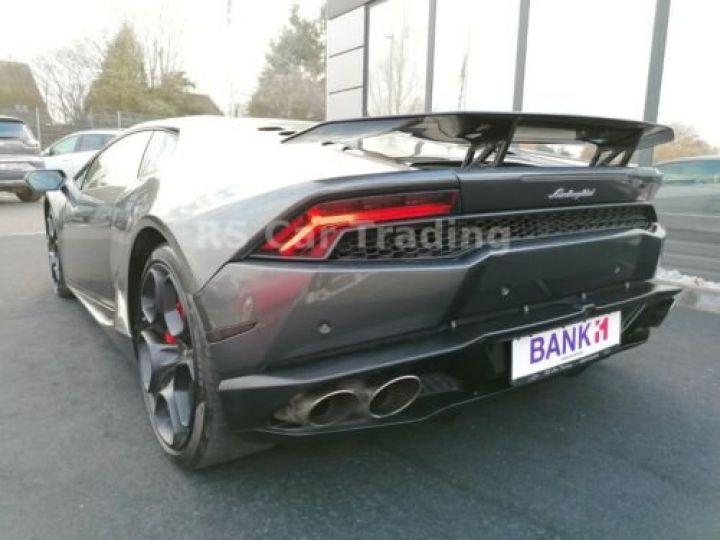 Lamborghini Huracan 5.2 V10 LP 610-4  Gris métallisée  - 6