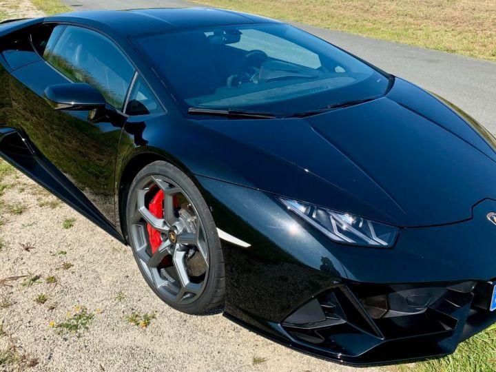 Lamborghini Huracan Huracan Evo LP640-4 Noir - 1