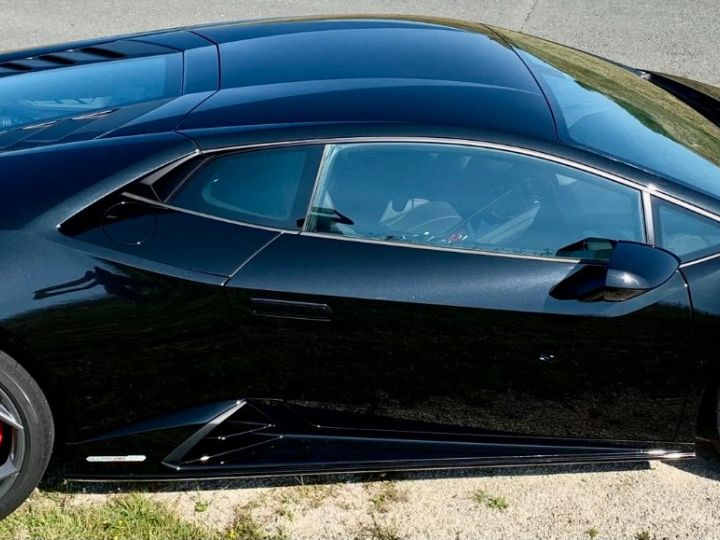 Lamborghini Huracan Huracan Evo LP640-4 Noir - 4