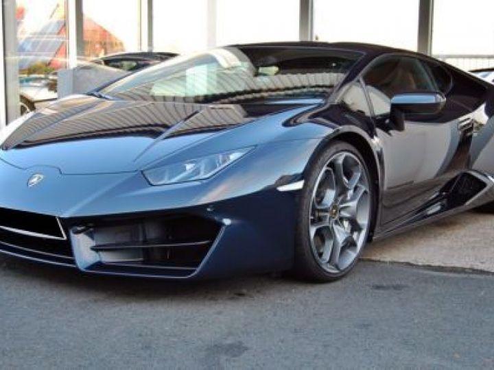 Lamborghini Huracan LP 580-2 BLEU Occasion - 1
