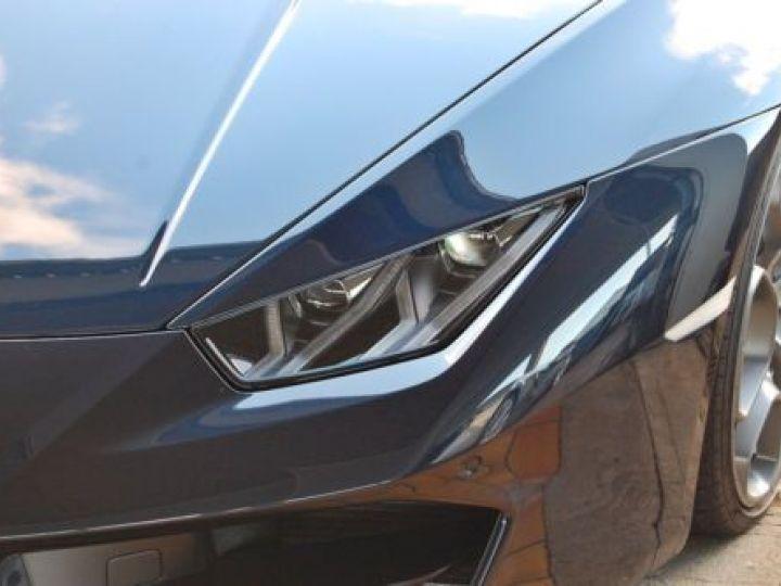 Lamborghini Huracan LP 580-2 BLEU Occasion - 7