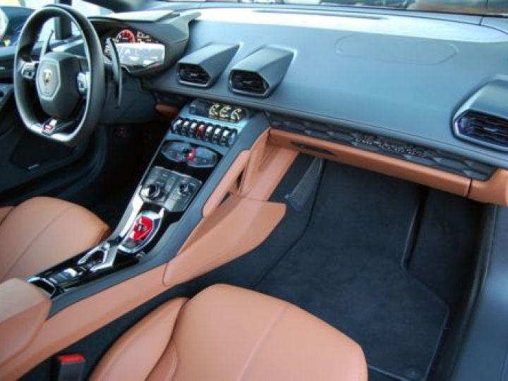 Lamborghini Huracan LP 580-2 BLEU Occasion - 10