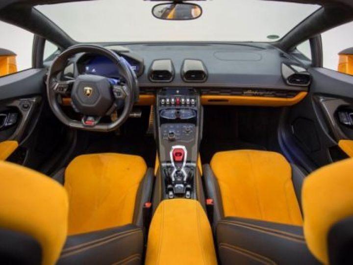 Lamborghini Huracan LP 610-4 ORANGE Occasion - 10