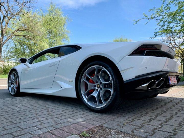 Lamborghini Huracan LP 610-4 BLANC - 2
